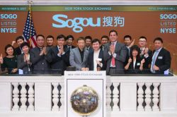 Sogou CEO: Today is My Big Day