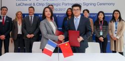 Ctrip Expands to Book Equestrian Adventures in France