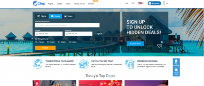 Ctrip Widening Lead in China's Online Travel Market