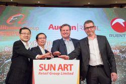 Alibaba Buying Stake in Hypermarket Giant, Sun Art Retail Group