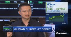 Qudian Hit Again as Stock Falls Another 24%