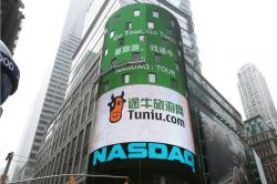 Tuniu Posts Financial Results, Shares Up 3%