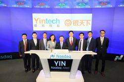 Stocks of Yintech Drops 2% after Announcing Financial Results