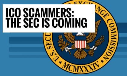 SEC Announces Emergency Action To Halt ICO Scam