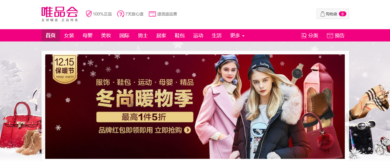 Investors Still Showing Limited Interest in Sputtering Vipshop