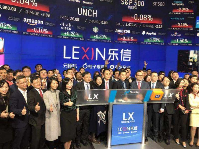 Lexin Makes its Debut on Nasdaq, Jumps 18%