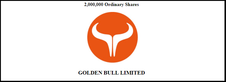 Golden Bull Targeting IPO on Nasdaq