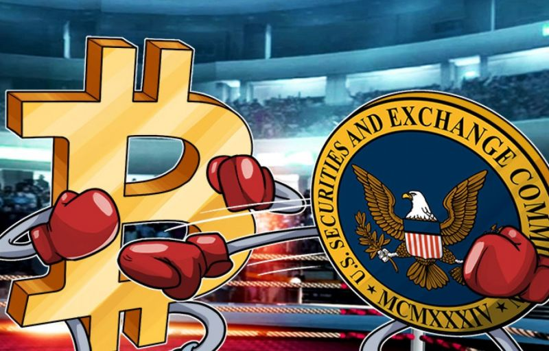 SEC is scrutinizing overnight blockchain companies: chairman