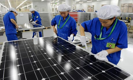 Asia Protests at U.S. Solar, Washer Tariffs, Fears More to Come