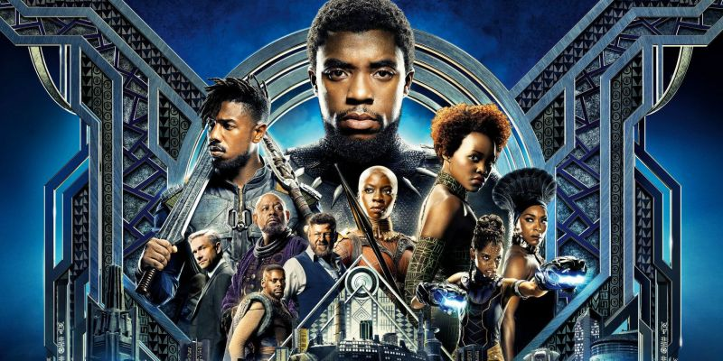 Black Panther Posts Tuesday Record, Second Weekend May Reach $109 Million