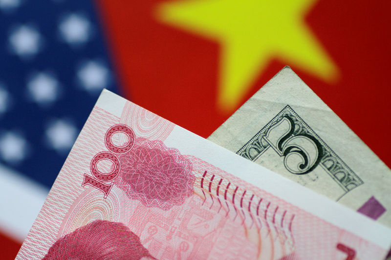 "U.S. Treasury Official Slams China's ""Non-market Behavior"""