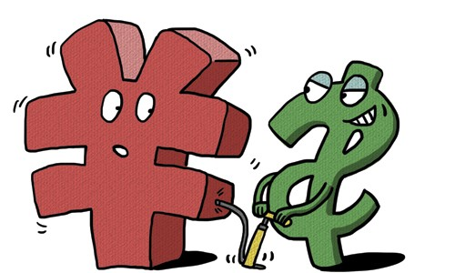 The Future Of Chinas Yuan Vs The Us Dollar Capitalwatch