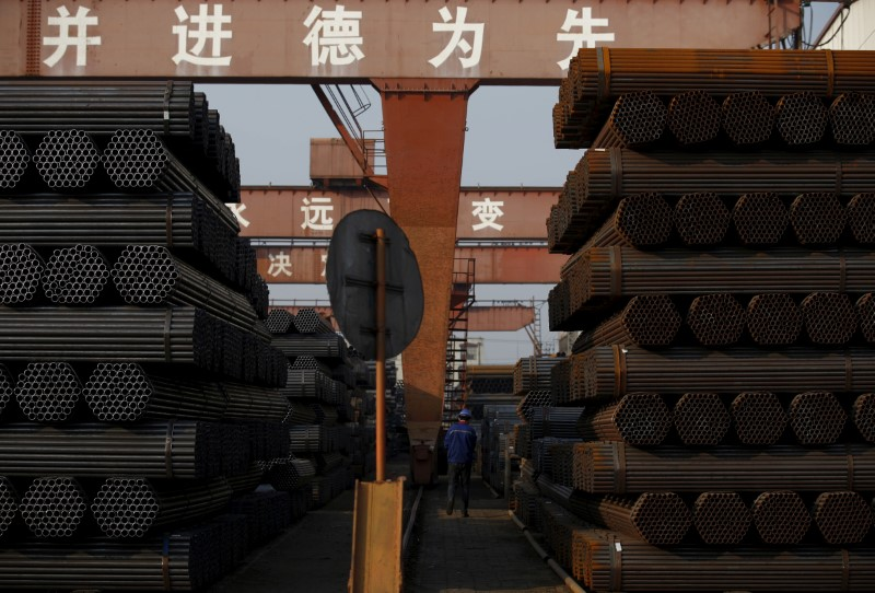 "Mexico Slaps Tariffs on Chinese Steel Pipe for ""Unfair"" Pricing"