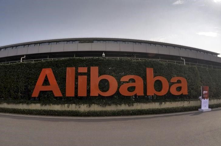 Alibaba is reaping the rewards of skyrocketing online sales in China (BABA)