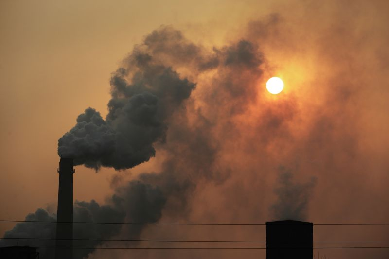 CHINA VIEW: China Finally Takes a Stand Against Air Pollution