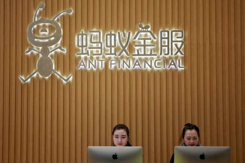 Ant Financial's $150 bln worth could grow further
