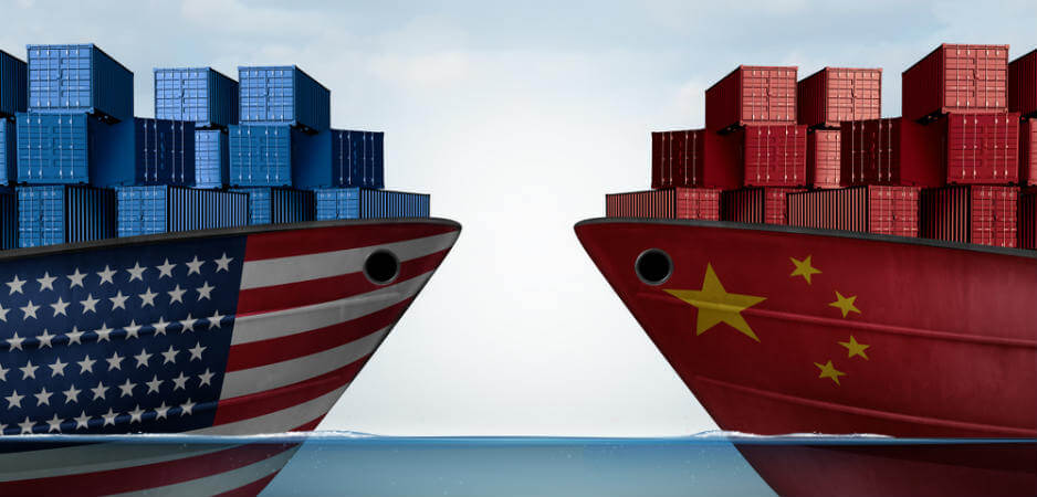 China Says Ready to Deal With Fallout from U.S. Trade Row