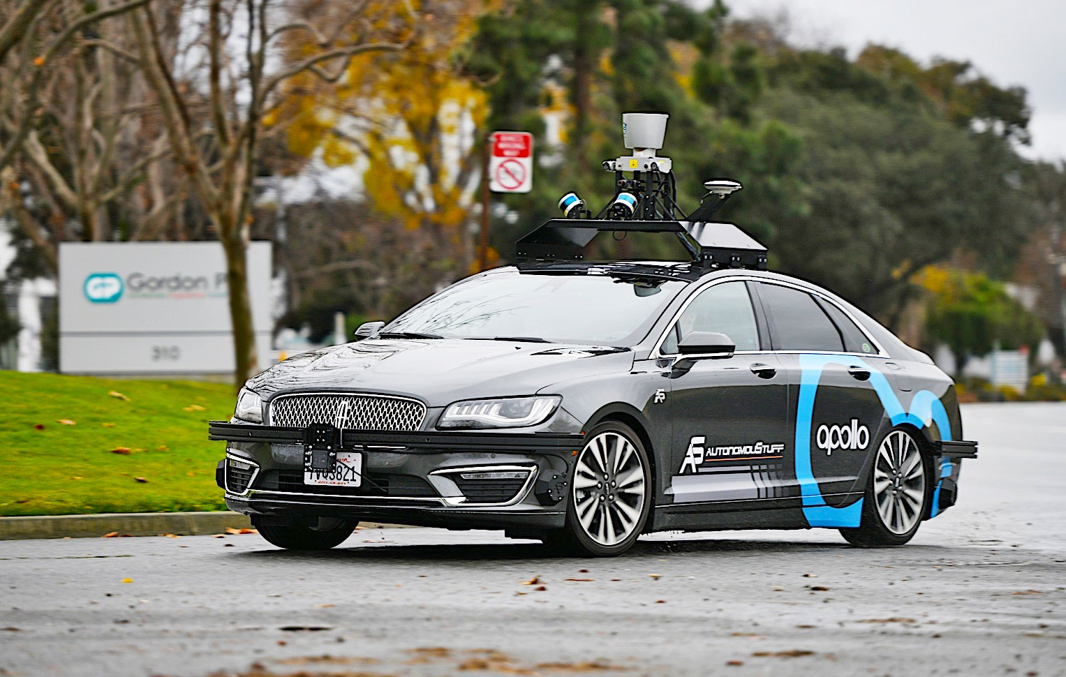 Baidu to Launch Self-Driving Food Delivery