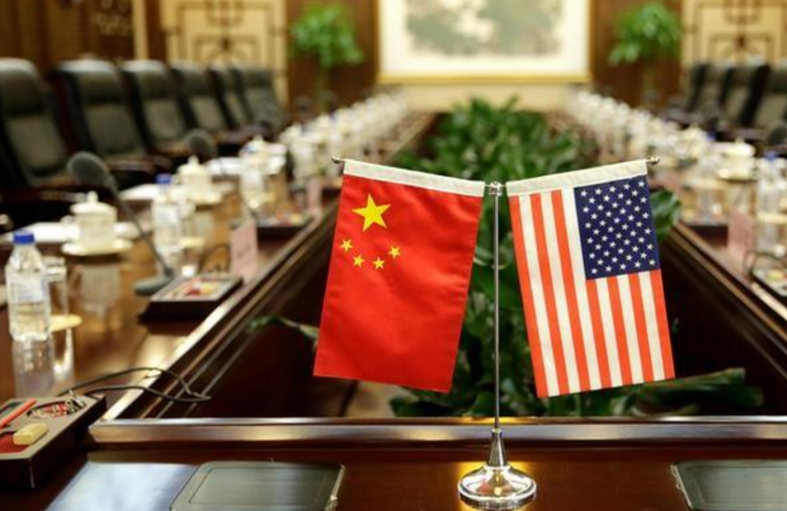 United States  trade officials to visit China soon, Trump says