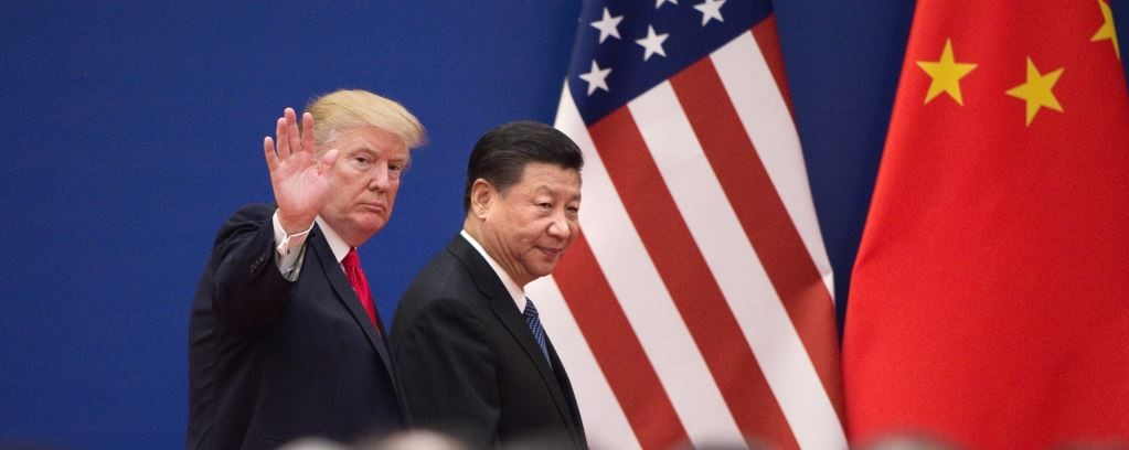 Trump Says 'Very Good Chance' of a U.S.-China Trade Deal