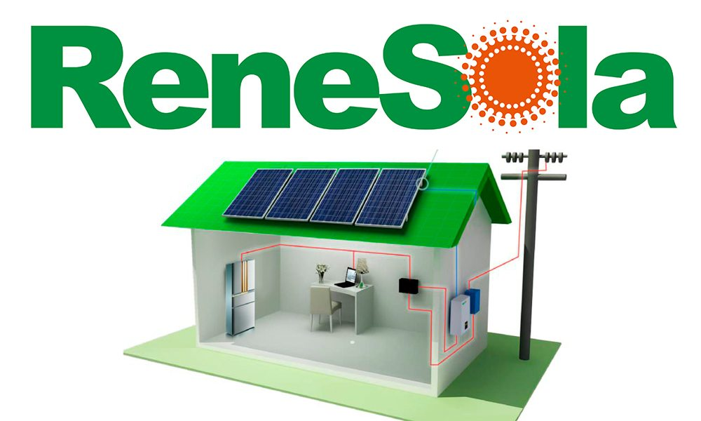 ReneSola Reports Strong Results for 2017