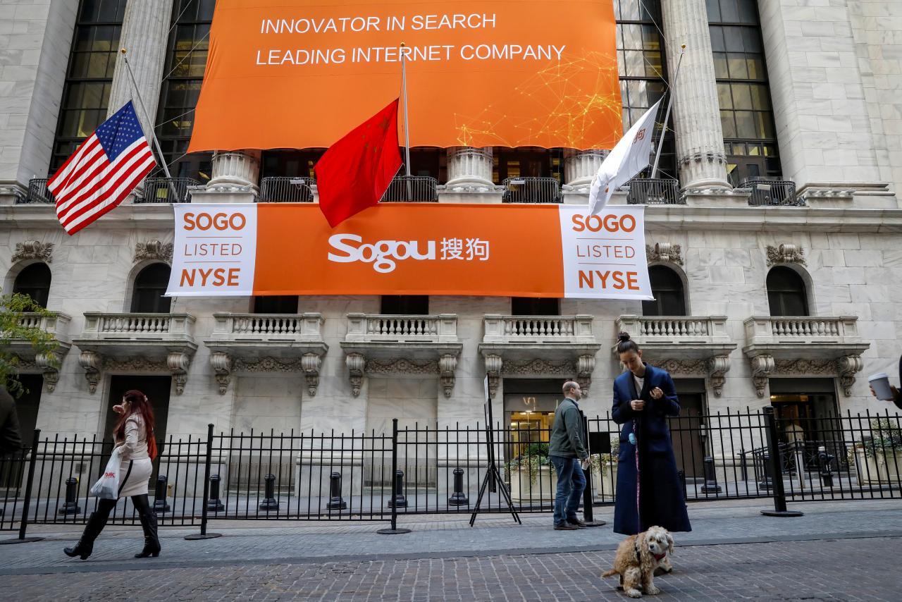 Sogou Stock Drops Despite Quarterly Growth