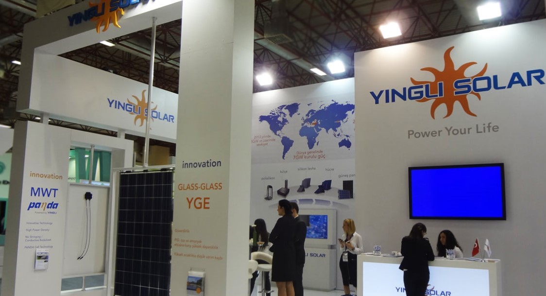 Stock of Yingli Solar Up 5% After Quarterly Results