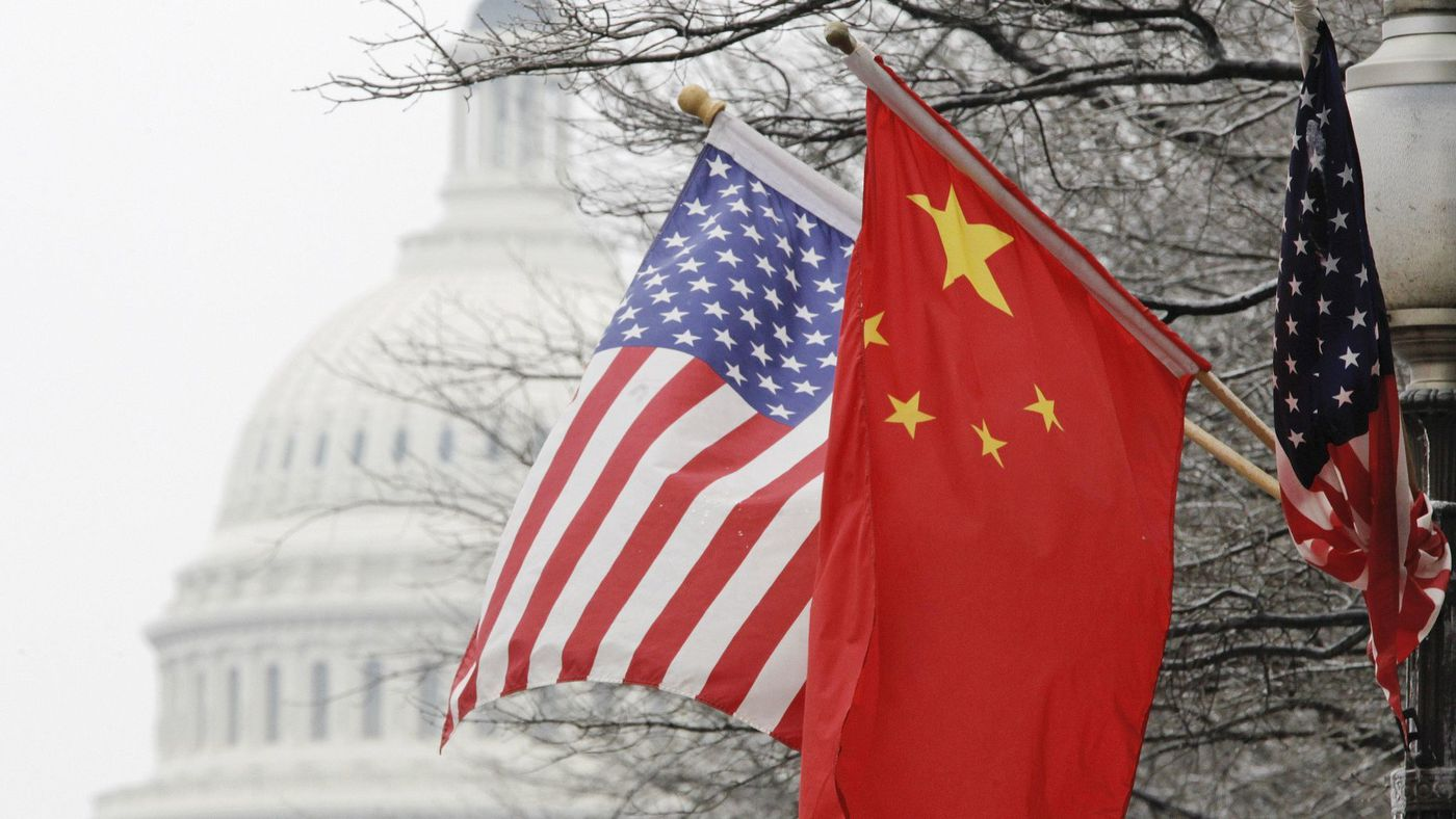 U.S. Considers Tightening Grip on China's Ties to Corporate America