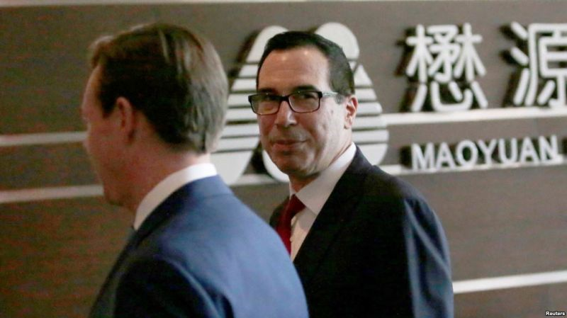 USA delegation arrives in China for talks over trade issues