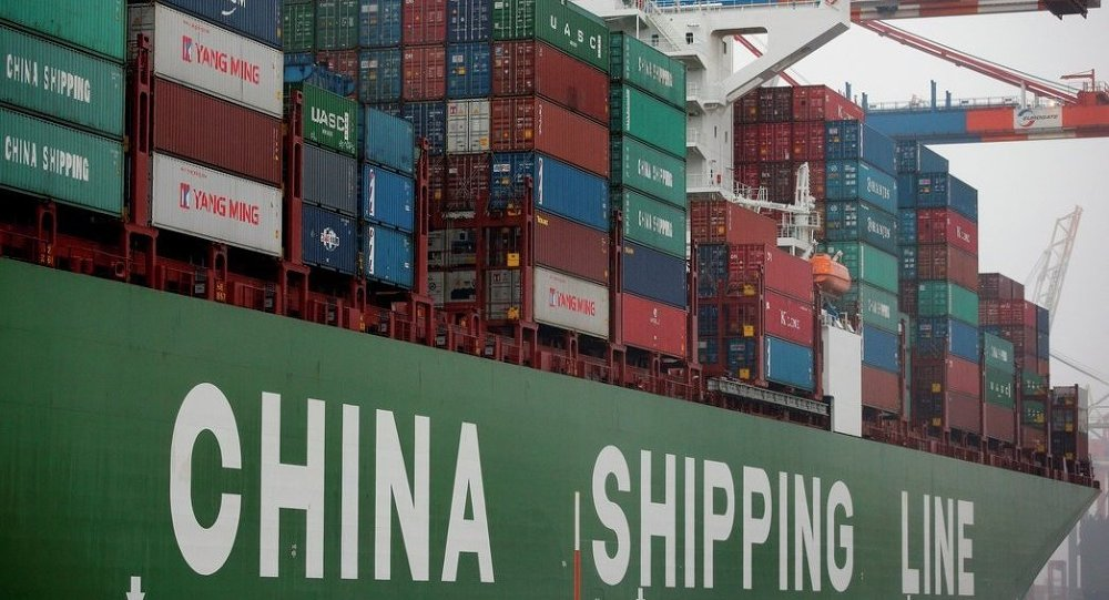 China Reports First Quarterly Trade Deficit in 17 Years