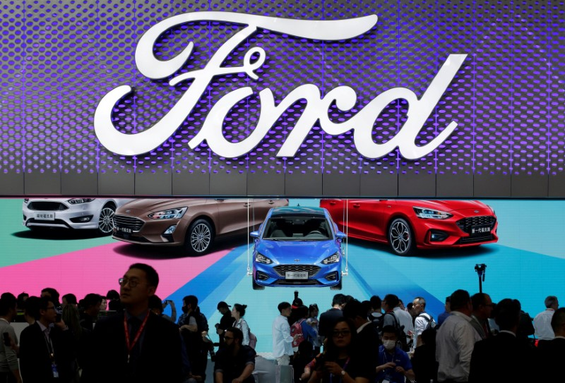 Ford Faces Hold-ups at China Ports Amid Trade Friction