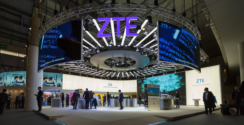 Investors Wipe $3 Billion off China's ZTE as U.S. Settlement Sinks In