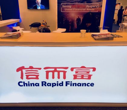 China Rapid Cites Reorganization for Disappointing Results; Stock Slips
