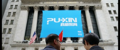 CFO INTERVIEW: Puxin Aims to Become Top Consolidator in China's Education Market