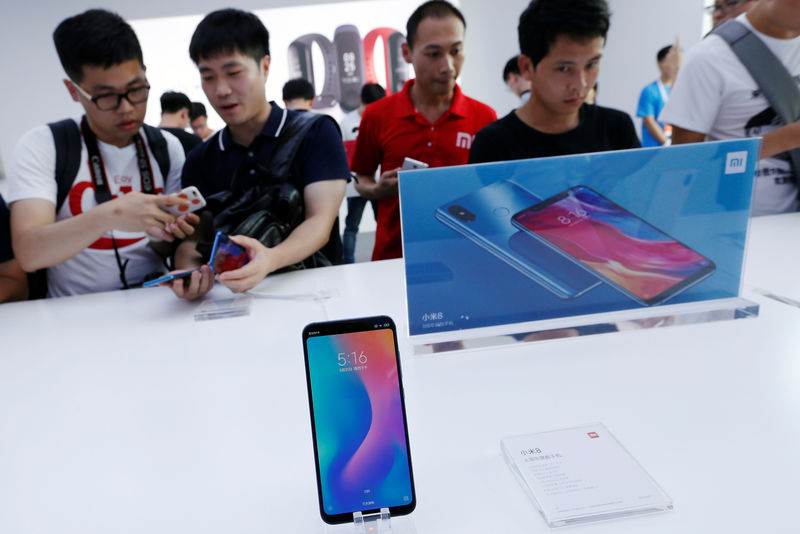 Blockbuster Chinese Tech IPOs Face Bumpy Ride as Trade Tensions Rise