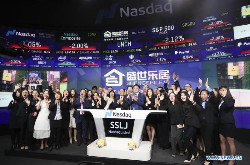 SSLJ Stock Drops 45% After Founder & Chairman Zheng Resigns