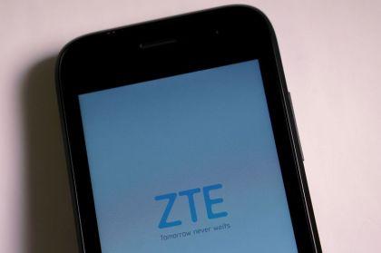 ZTE Shares Soar After U.S. Lifts Ban