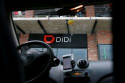 Didi Reportedly Decides to Spin Off Car Services Unit