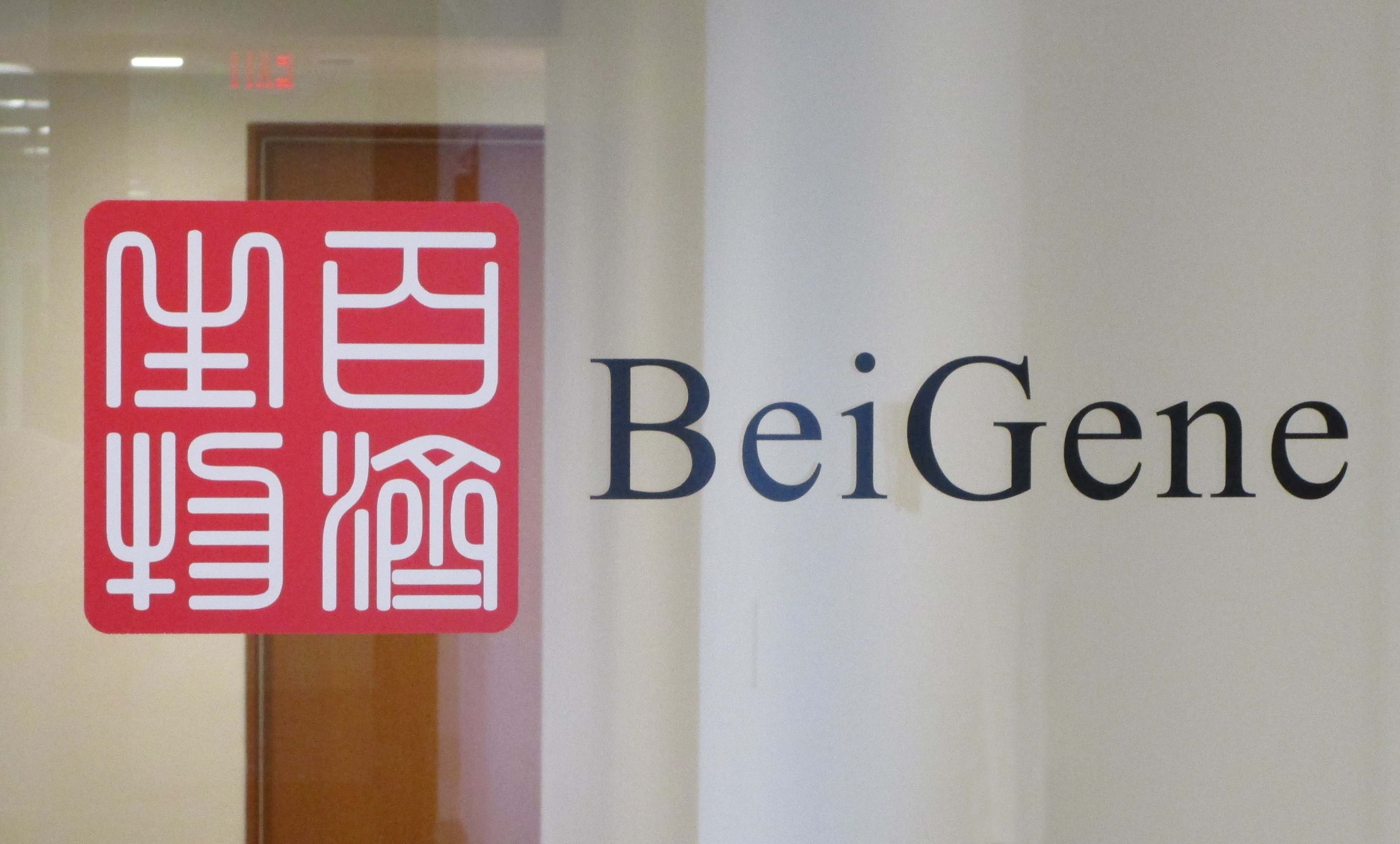 BeiGene's Revenue Exceeds Expectations, Stock Inches Up