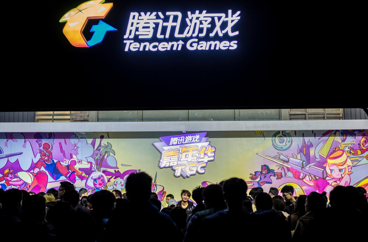Tencent Loses $20 Billion in Value After China Attacks Myopia With Gaming Curbs