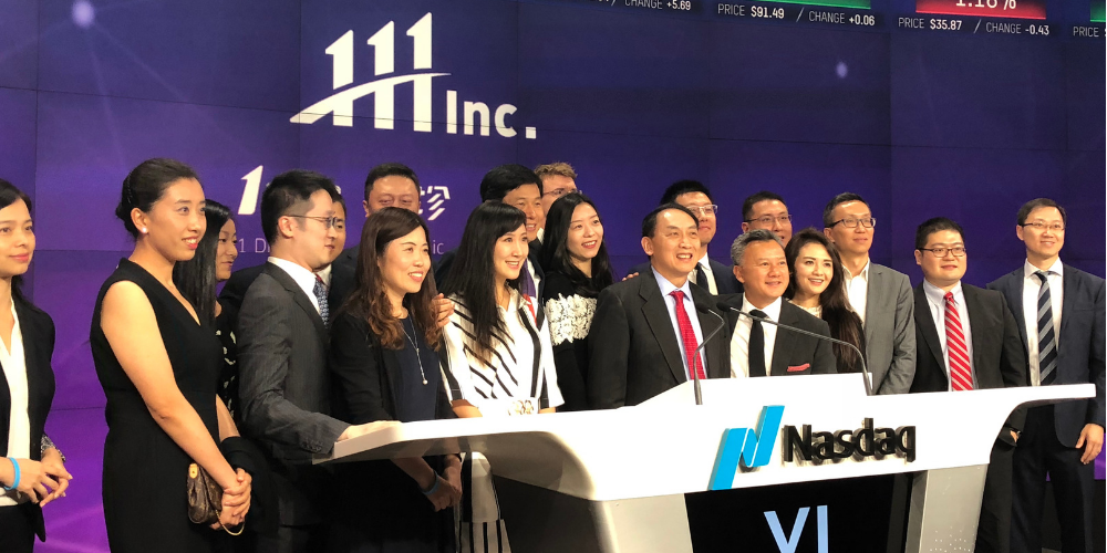 CFO INTERVIEW: 111 Inc.'s Next Milestone is to Scale Business, Consolidate China's Pharma Industry