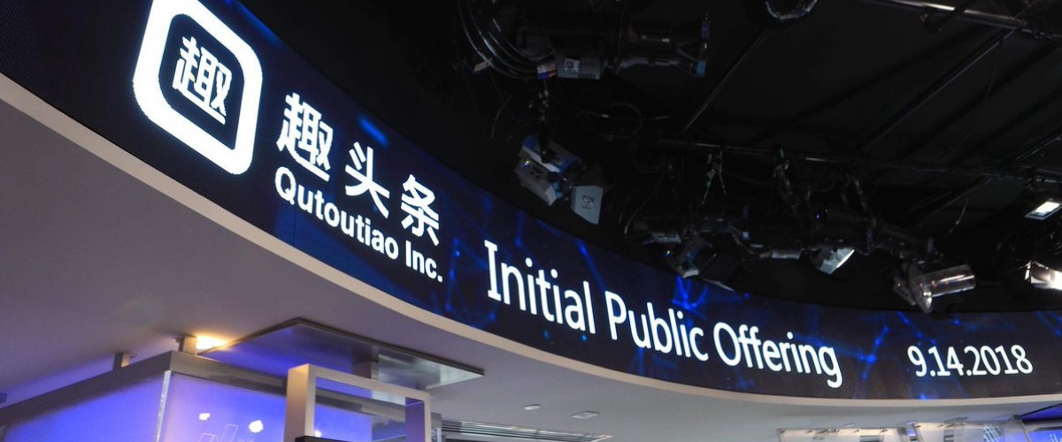"""CSO INTERVIEW: Qutoutiao's IPO Was About """"Credibility"""""""