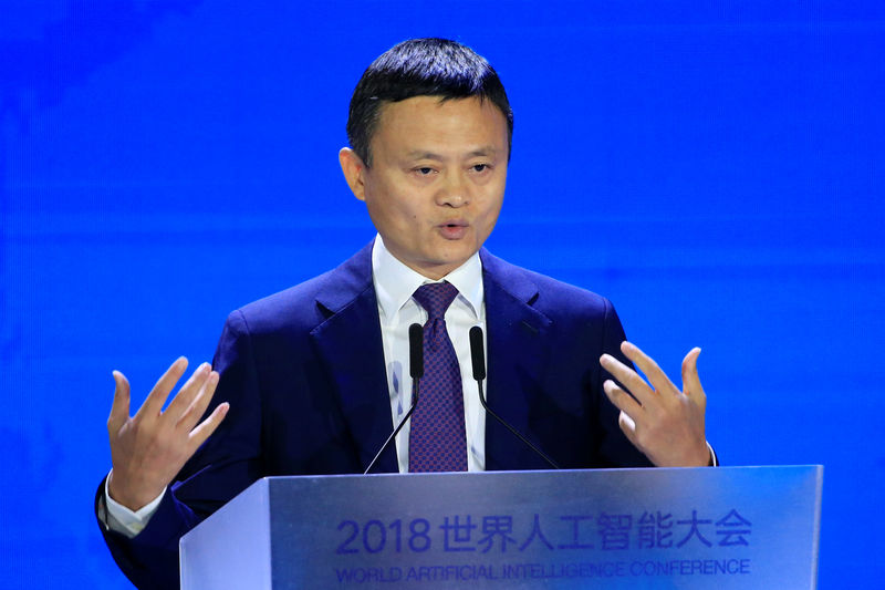 China's Alibaba doubles down on chips amid cloud computing push