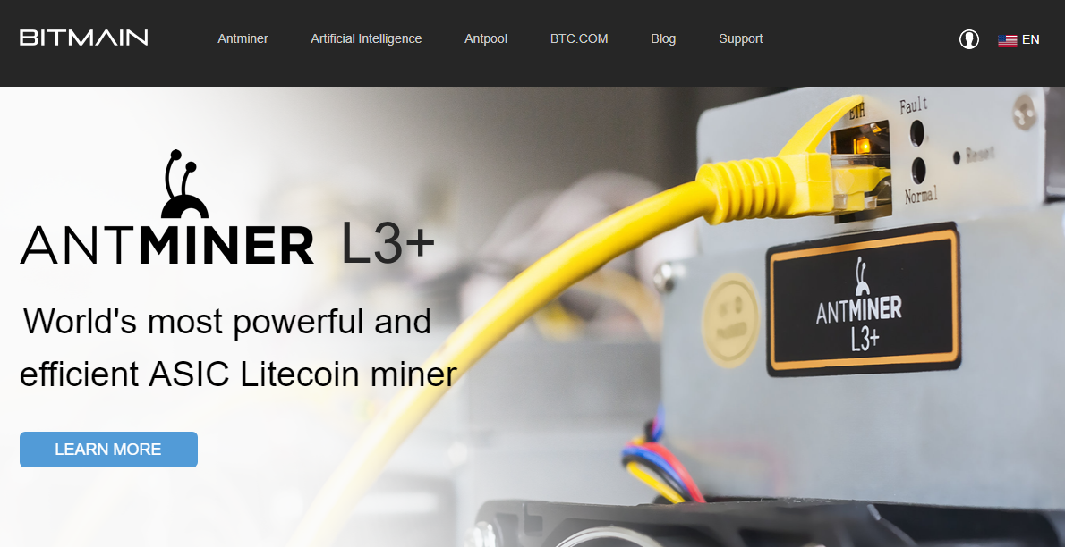 Bitcoin Mining Firm Bitmain Just Filed for an IPO