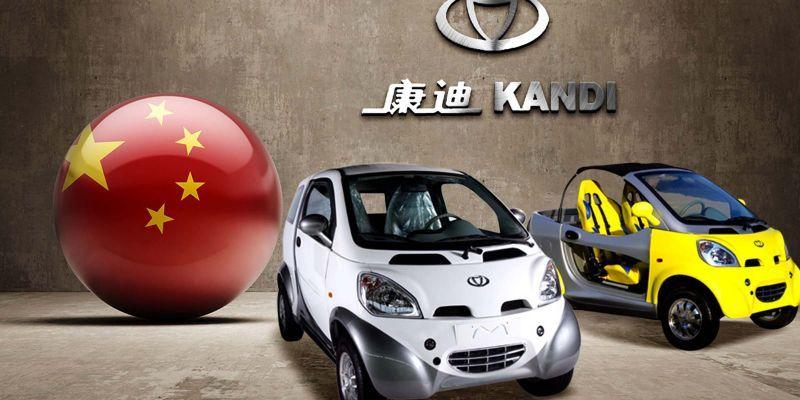 Kandi Technologies Wins EV Tax Credit in U.S.; Stock Jumps 14%