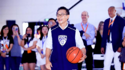 Alibaba's Vice President Joins NBA Board of Directors
