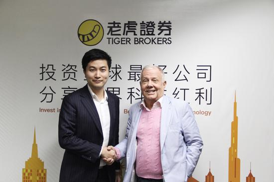 Jim Rogers-backed Online Brokerage Tiger Brokers Plans to Raise $200 Million in U.S.