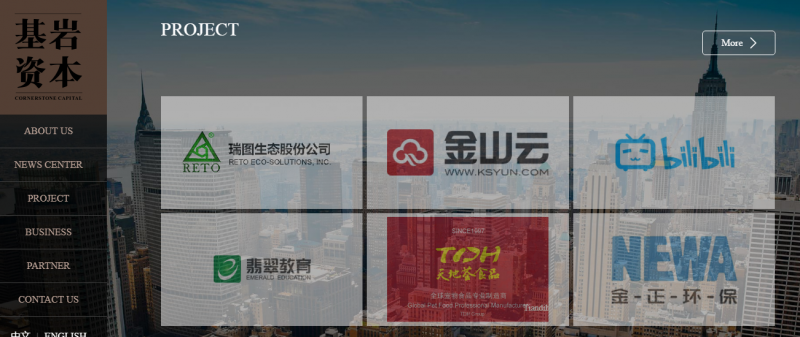 Chinese Equity Fund Manager Cornerstone Seeks $20 Million IPO in New York
