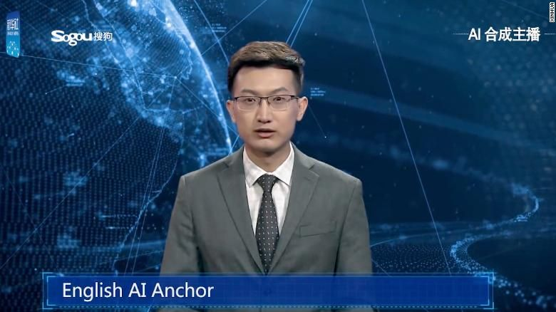 COMMENTARY: Introduction of Virtual News Anchor in China Reflects an Orwellian World View