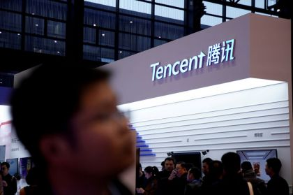 Tencent Profit Beats on Investment Gain, No Progress on China Gaming